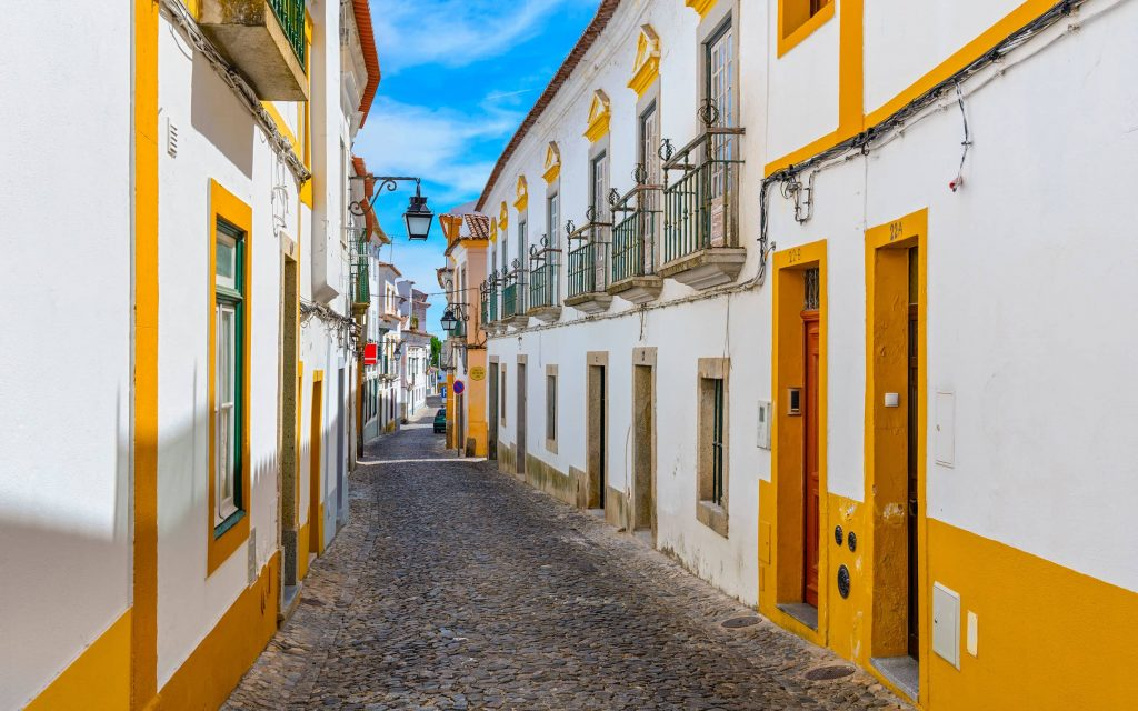 Portugal Cultural Experience - Evora Picturesque Streets