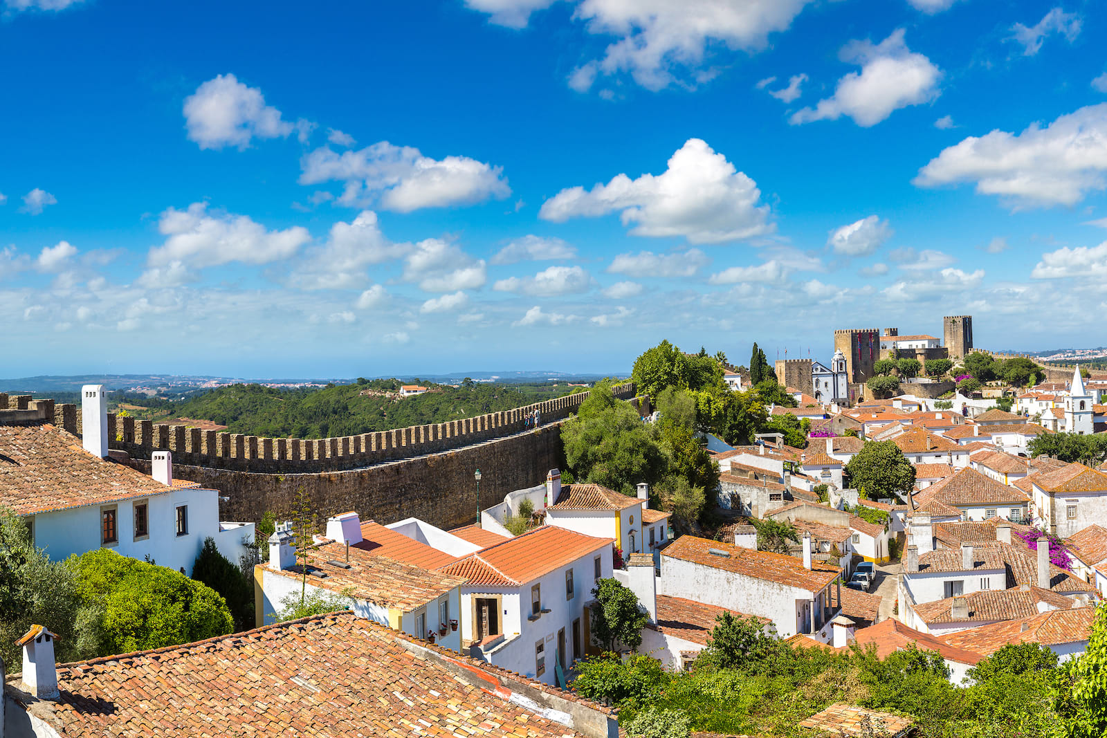 Portugal Cultural Experience - Obidos Medieval Tour