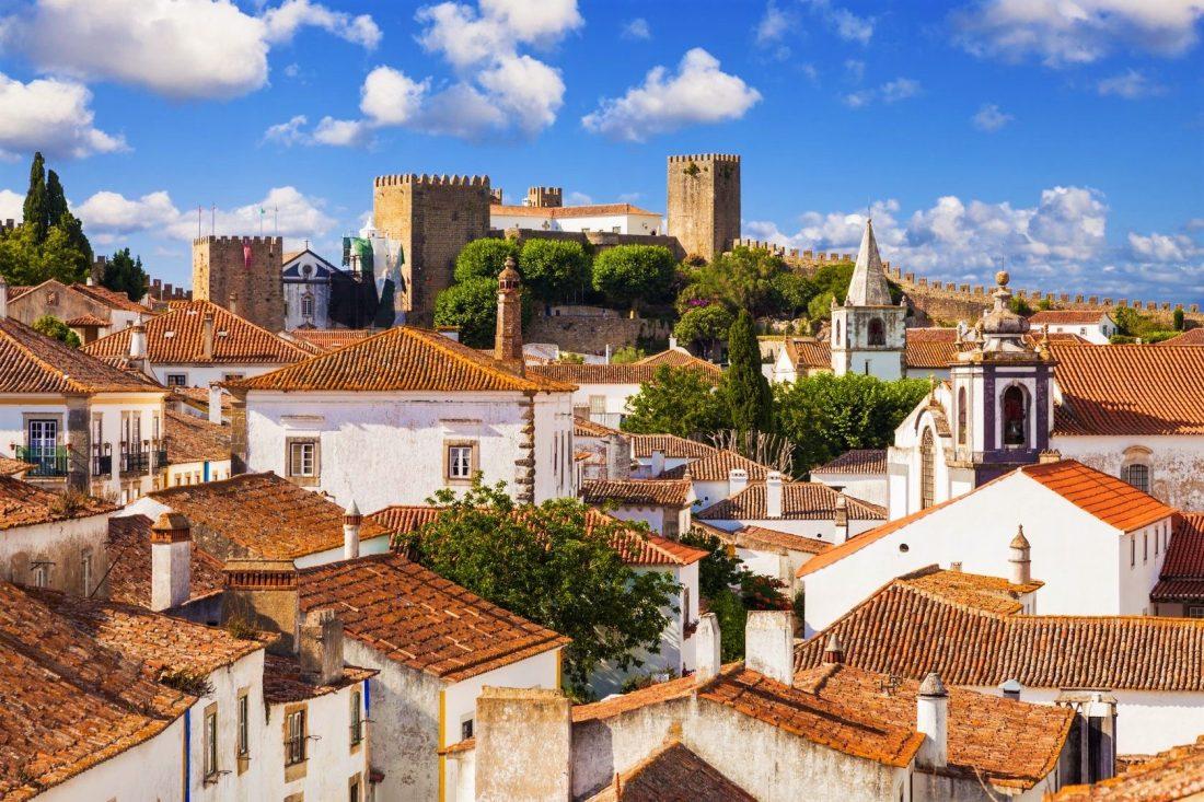 Obidos Cultural Experience - Obidos Medieval Town - Texto Alternativo